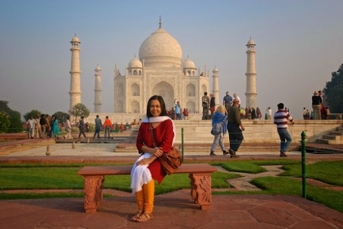 All for Taj Mahal