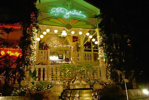 Dining in Manila